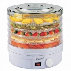 Сушилка для фруктов и овощей Maestro на 5 лотков