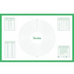 Силиконовый коврик с разметкой Con Brio 43,5 х 66,5 см