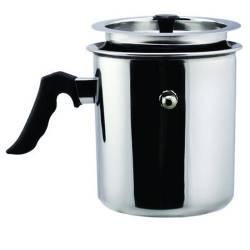 Молоковарка 1,5 л на водяной бане со свистком Empire
