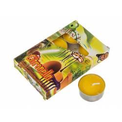 Свічки антимоскітні Adpal з Цітронелла 6 штук