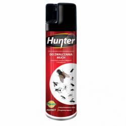 Аэрозоль от мух и других насекомых Hunter 500 мл