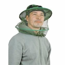 Шляпа с антимоскитной сеткой из нейлона
