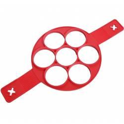 Форма силіконова для приготування оладок Flippin Fantastic