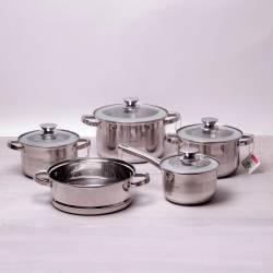 "Набор посуды Kamille ""Springfield"" 9 предметов"