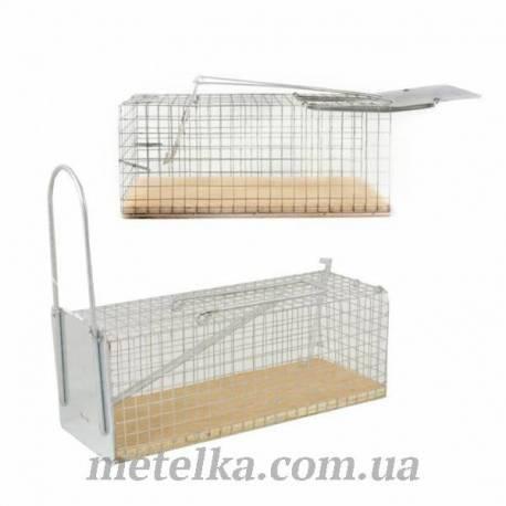 Крысоловка-живоловка (клетка) Chomik 2 штуки