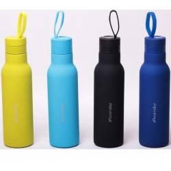 Термос-бутылка Kamille с петлей 475 мл