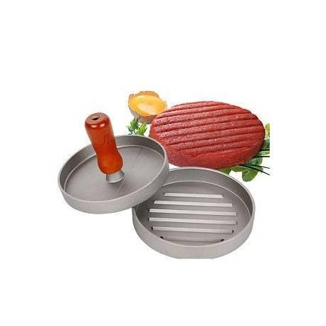 Пресс для гамбургеров и котлет металлический Biowin, 12 см