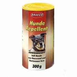 Відлякувач собак біопорошок Braeco