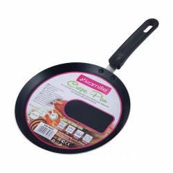 Сковорода блинная Kamille с антипригарным покрытием для индукции и газа 24 см