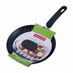 Сковорода блинная Kamille с мраморным покрытием для индукции и газа 24 см