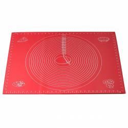 Коврик силиконовый Kamille с разметкой 60 х 45 см