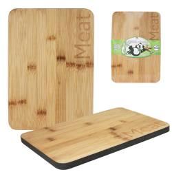 Дошка обробна дерев'яна S & T 20 x 30 x 1,5 см