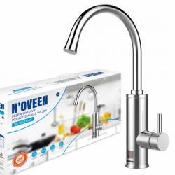 Проточний водонагрівач Noveen IWH850 INOX