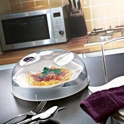 Кришка-ковпак для СВЧ і холодильника 24 см