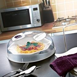 Кришка-ковпак для СВЧ і холодильника 24,5 см