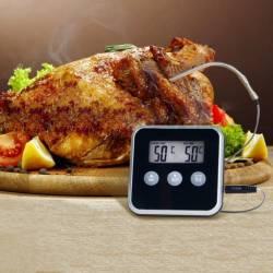 Термометр электронный для гриля Browin -9 + 200 ° C